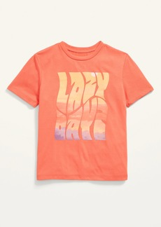 Old Navy Graphic Short-Sleeve Pajama Tee for Boys