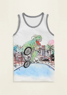 Old Navy Graphic Tank Top for Boys
