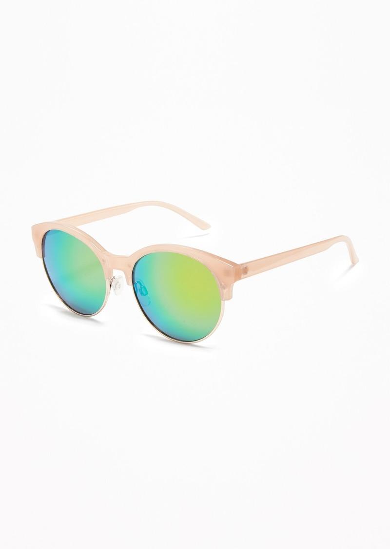 6bdae817505 Old Navy Half-Frame Sunglasses for Women