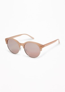 Old Navy Half-Frame Sunglasses for Women