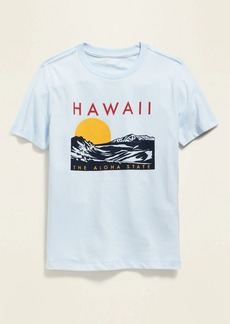 Old Navy Hawaii Graphic Tee for Boys