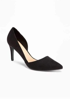 Old Navy High-Heel D'Orsay Pumps for Women