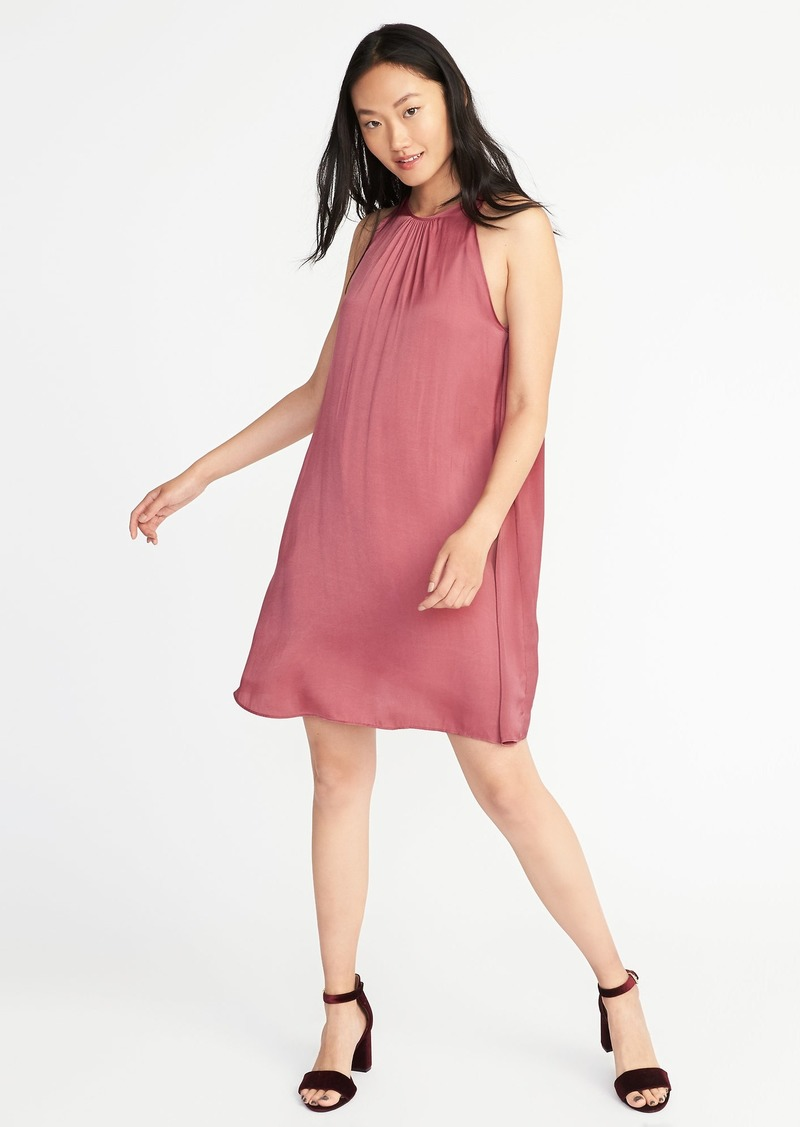 3d8b046f360 Old Navy High-Neck Swing Dress for Women
