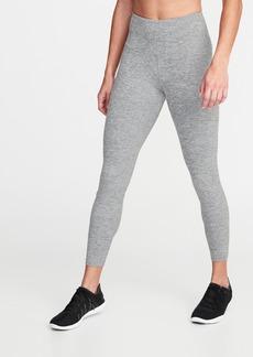 Old Navy High-Waisted 7/8-Length Performance Leggings For Women