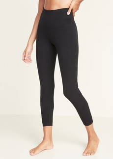Old Navy High-Rise Balance Yoga 7/8-Length Leggings for Women