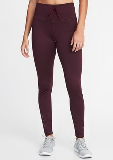 Old Navy High-Rise Built-In Warm Plush-Knit Leggings for Women