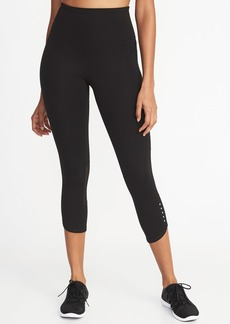 Old Navy High-Rise Compression Run Crops for Women