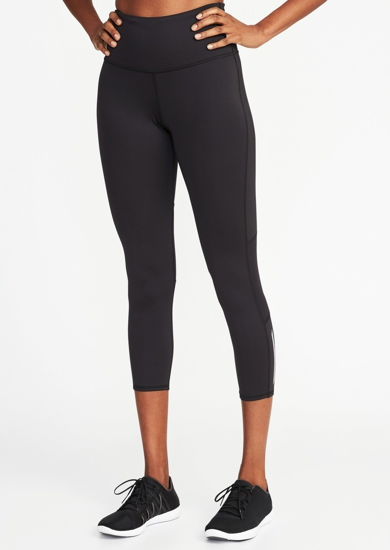 d337bd724ac4 Old Navy High-Rise Compression Run Crops for Women