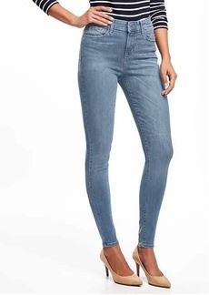 High-Rise Rockstar Built-In Sculpt Skinny Jeans for Women