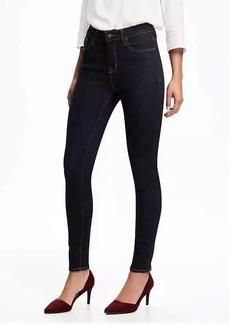 High-Rise Rockstar Skinny Jeans