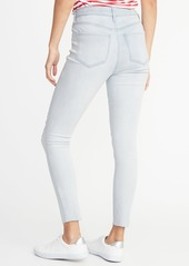0692a335c40 ... Old Navy High-Rise Secret-Slim Pockets Rockstar Ankle Jeans for Women  ...