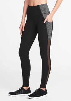 Old Navy High-Rise Side-Pocket Compression Leggings for Women