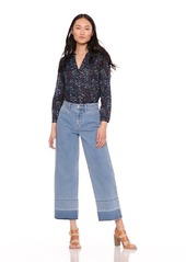 1b4f19dd7e6 ... Old Navy High-Rise Wide-Leg Raw-Edge Jeans for Women ...