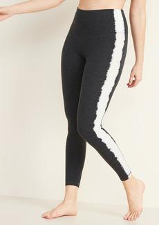 Old Navy High-Waisted 7/8-Length Balance Yoga Leggings for Women