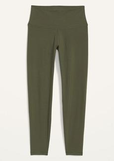Old Navy High-Waisted Balance 7/8-Length Leggings for Women