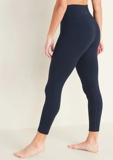 Old Navy High-Waisted Balance Yoga 7/8-Length Leggings for Women