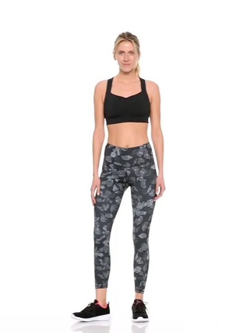 High Waisted Elevate 7 8 Length Compression Leggings For Women On Sale For 20 00