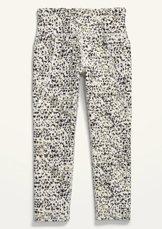 Old Navy High-Waisted PowerSoft Crop Leggings for Girls