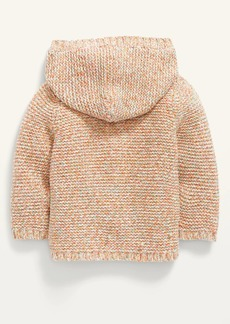 Old Navy Hooded Button-Front Cardigan for Baby