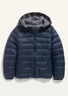 Old Navy Hooded Lightweight Narrow-Channel Puffer Jacket for Boys