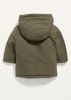 Old Navy Unisex Hooded Parka for Baby