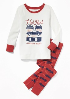 "Old Navy ""Hot Rod"" Sleep Set for Toddler Boys"