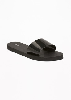 Old Navy Jelly Slide Flip-Flops for Women