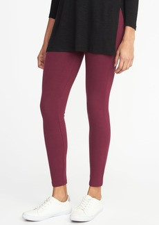 Old Navy Jersey Elastic-Waist Leggings for Women