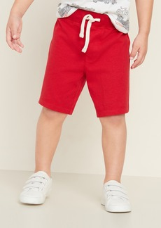 Old Navy Jersey Functional-Drawstring Jogger Shorts for Toddler Boys