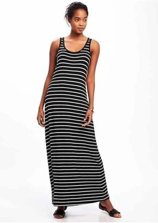 Old Navy Jersey Maxi Tank Dress for Women
