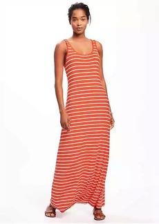Jersey Maxi Tank Dress for Women