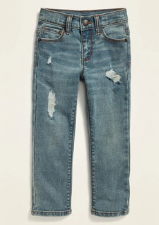 Old Navy Karate Built-In Flex Max Distressed Jeans for Toddler Boys