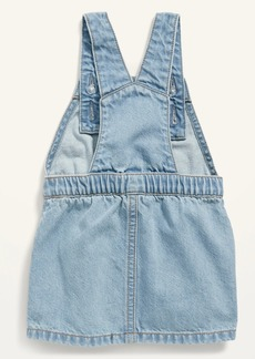 Old Navy Light-Wash Jean Skirtall for Baby
