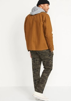 Old Navy Logo-Graphic Camo Sweatpants for Men