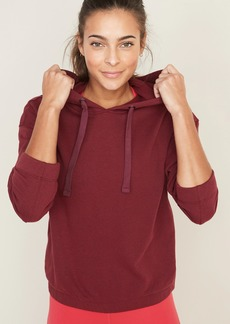 Old Navy Loose-Fit French-Terry Hoodie for Women