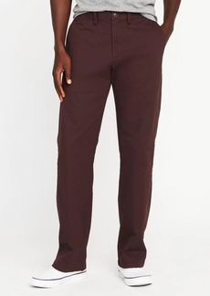 Old Navy Loose Ultimate Built-In Flex Chinos for Men
