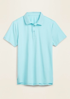 Old Navy Luxe Dry-Quick Built-In Flex Short-Sleeve Polo for Men
