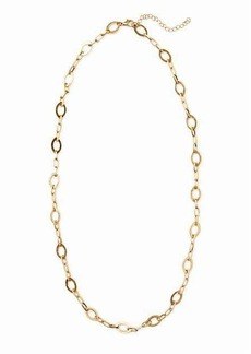 Old Navy Marquise-Link Chain Necklace for Women