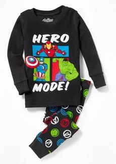 """Old Navy Marvel&#153 Avengers """"Hero Mode!"""" Sleep Set for Toddler & Baby"""