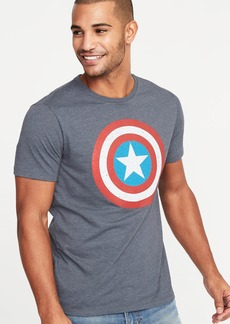 Old Navy Marvel&#153 Captain America Graphic Tee for Men