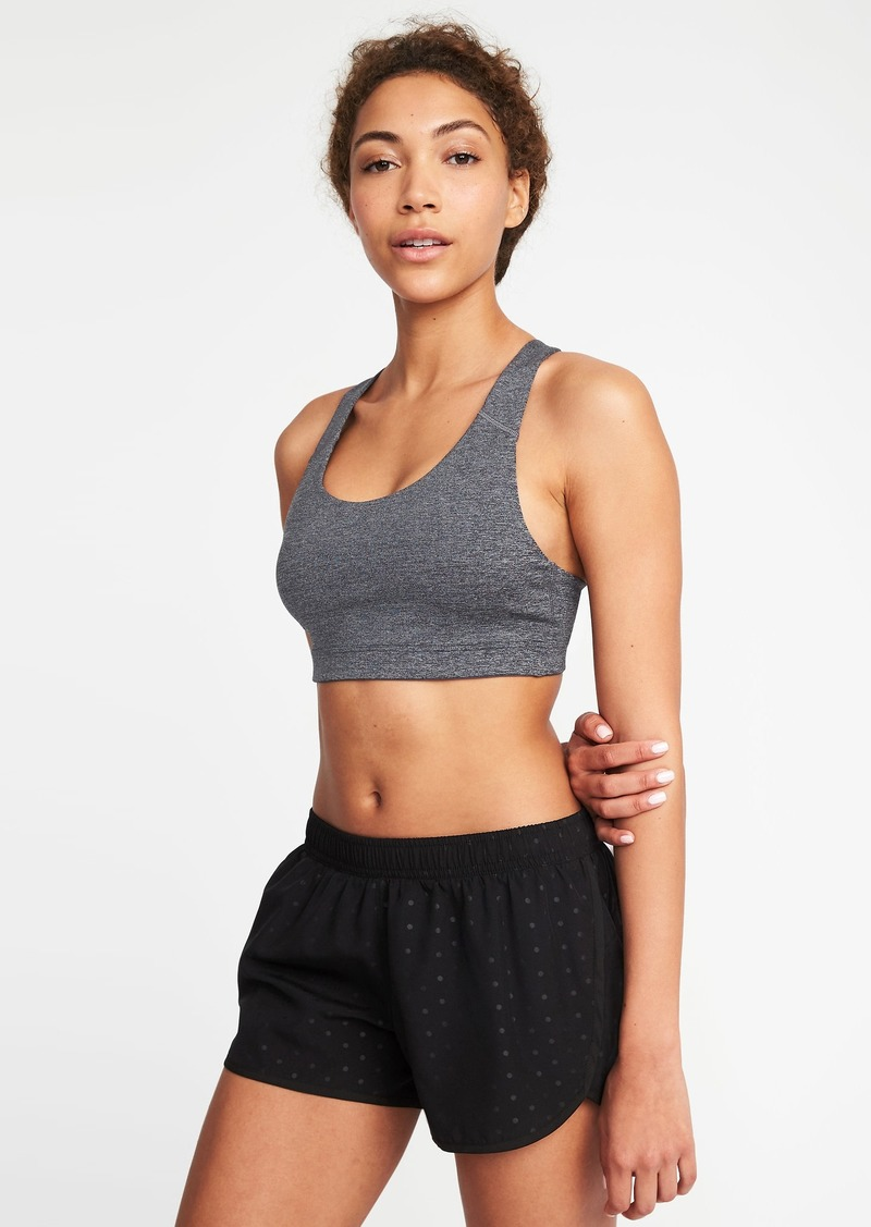 506210cd00 Old Navy Medium Support Strappy Sports Bra for Women