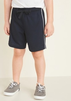 Old Navy Mesh Side-Piping Shorts for Toddler Boys