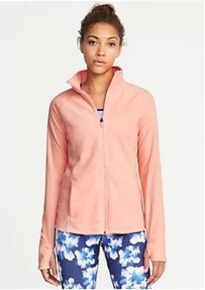 Micro Fleece Full-Zip Jacket for Women