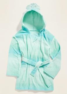 Old Navy Micro Performance Fleece Critter Robe For Girls