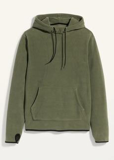 Old Navy Micro Performance Fleece Pullover Hoodie for Men