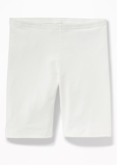 Old Navy Mid-Length Biker Shorts For Girls