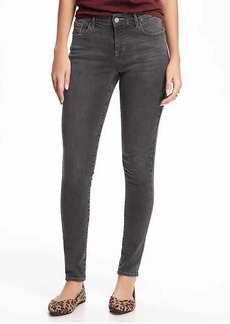 Mid-Rise Built-In-Sculpt Rockstar Jeans for Women