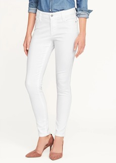 Mid-Rise Clean Slate Rockstar Skinny Jeans for Women