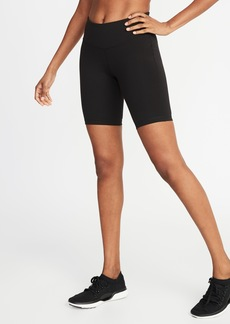 Old Navy Mid-Rise Compression Bermudas for Women -- 8-inch inseam