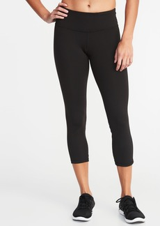 Old Navy Mid-Rise Elevate Compression Crops for Women